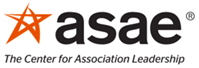 The American Society of Association Executives (ASAE) Logo