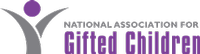 National Association of Gifted Children Logo